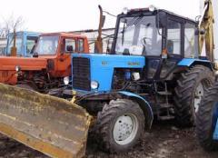 MTZ-80.1.26 tractor