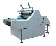 Water-glue SRFM 720/900/1100 laminator sale