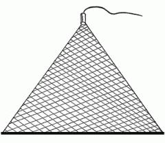 Оптом и в розницу Рыболовная Косынка треугольная