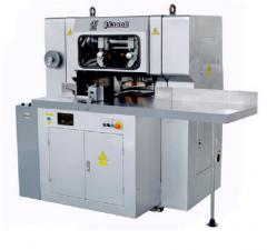 Hree-knife cutting machine QS380B