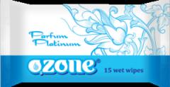 Салфетки влажные, С ароматом элитных парфюмов