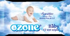 Flavourless Wet towel wipes antibacterial