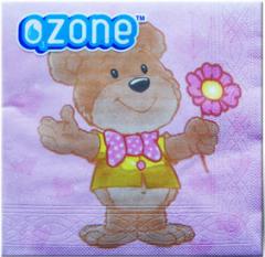 Bear of 20 pieces, Napkins nurseries, Tissues,