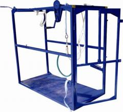 Milking equipment for farms