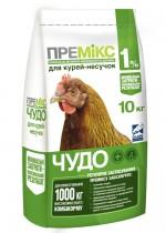 Премикс для кур - несушек, корма, ветеринарные