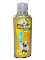 Kittens shampoo with camomile extract, for