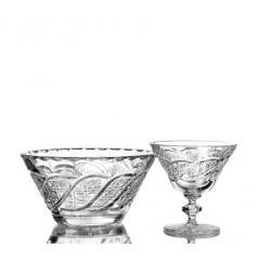 Прибор для десерта в под.уп. (с тканью), 1000/93