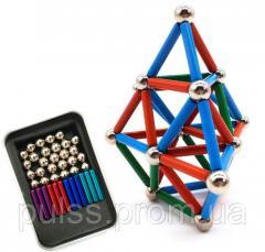 Магнитный конструктор типа Неокуб головоломка