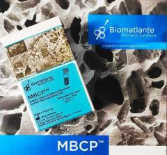 Синтетический костный заменитель MBCP Biomatlante