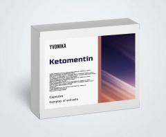 Ketomentin (Ketomenin) - viên nang giảm béo