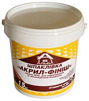 Шпаклевка АКРИЛ-ФИНИШ 1,5 кг