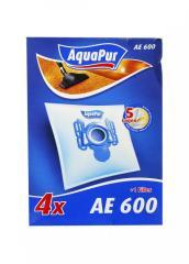 Набор пятислойных мешков для пылесоса AE 600 4 шт.