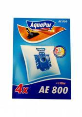 Набор пятислойных мешков для пылесоса AE 800 4 шт.