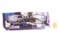Женские очки для чтения с чехлом Foster Grant +2,5