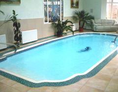 """Стекловолоконный бассейн """"Онтарио""""  8,8м"""