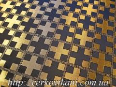 Church Novgorod fabric