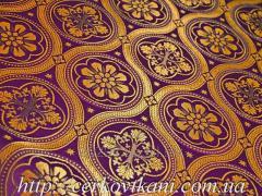 Sale of church fabrics.