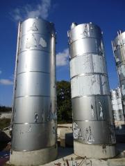 Tanks are corrosion-proof, enameled, bimetallic
