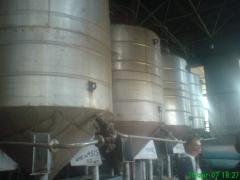Tanks are corrosion-proof, bimetallic, enameled