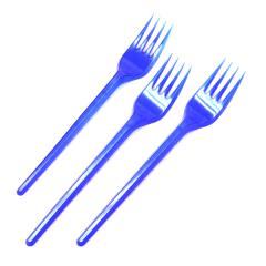 Disposable fork, set of 12