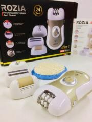 Эпилятор аккумуляторный ROZIA HB-6006 (40 шт/ящ)