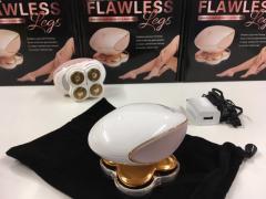 Эпилятор электробоитва FLAWLESS NEW ST-261 для быстрого удаления волос с плавающими головками