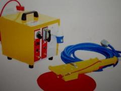 Затирочная электрическая  машина МАКК