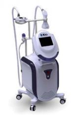 Аппарат для коррекции фигуры многофункциональный MR-360+, Криолиполиз + RF + вакуумно-роликовый массаж + LED излучение
