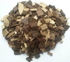 Raw materials wood technical an oak, technical-raw