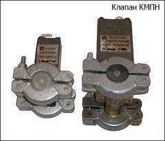 KMPN-10, KMPN-1,6 valve