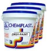 Эмульсионная моющаяся краска для наружных работ