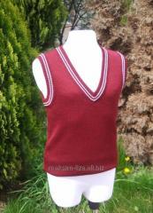 Vest for the school studen