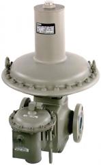 Itron gas pressure regulator