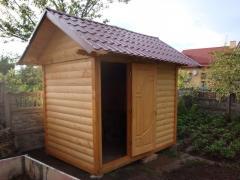 Домик дачный деревянный. Украина