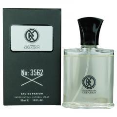 Мужская парфюмированная вода KREASYON CREATION 3562 CREED, 30 мл