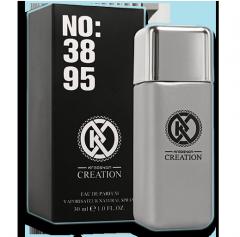 Мужская парфюмированная вода KREASYON CREATION 3895 212 VIP MEN, 30 мл