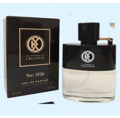 Мужская парфюмированная вода KREASYON CREATION 3526 CAROLINE HERRERA PRIVE, 30 мл