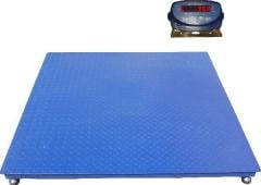 Scales are platform industrial