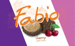 """Конфеты"""" Fabio"""" с начинкой со вкусом  вишни"""