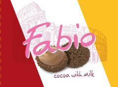 """Конфеты"""" Fabio"""" с начинкой со вкусом  """"какао с молоком"""""""