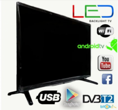 Телевизор Led backlight TV L40 Т2 Android...
