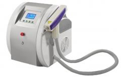 The laser cosmetology J-100 for removal of