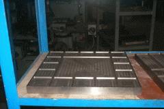 Пресс-форма для изготовления полимерпесчаной