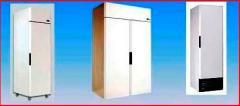 Шкафы низкотемпературные, -18°С ….0°С