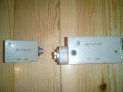 Sensor of pressure of DVT, DVE