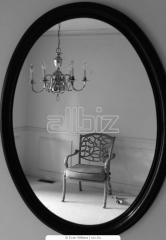 Production of mirrors by the individual sizes and