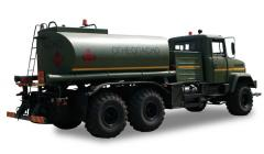 Airfield fuel refueler of ATZ-10/of Airfield Fuel