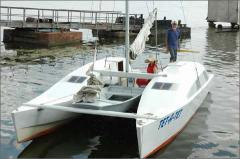 Яхты катамараны