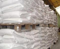 The calcinated ammonium nitrate, fertilizers of