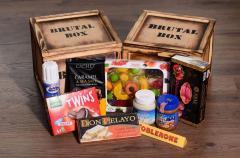 Подарочный набор Brutal Box СЛАДКОЕЖКА BOX...